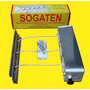 Tender Extensible De Acero Inoxidable Sogaten 3 Sogas 4 Mts
