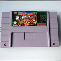 Cartucho Donkey Kong Country 1 Original - Super Nintendo