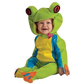 Disfraz Para Niño Traje De La Rana De Árbol Del Bebé