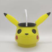 Mate Pikachu Impreso En 3d