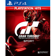 Gran Turismo Sport - Ps4 Fisico Nuevo & Sellado