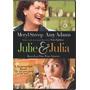 Dvd Julie E Julia (semi Novo)