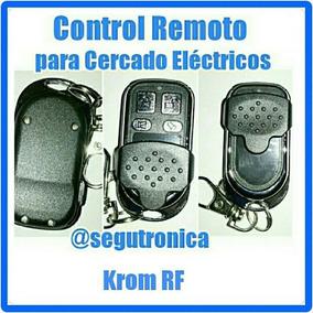 Control Remoto Krom, Silver, Txsilver, Krom Rf