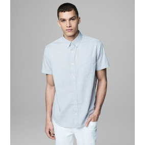 Camisa Manga Curta Aeropostale Ggg Ou Gggg 2xl Ou 3xl