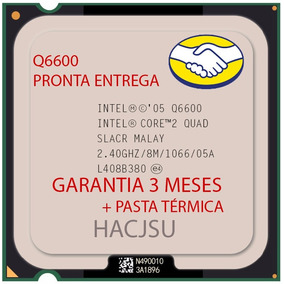 Processador Intel Core 2 Quad Q6600 2.40ghz 775 Desktop Cpu