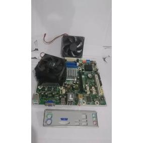 Kit Placa Mãe Ms-7525 +proc. Core 2 Duo 2.93ghz Garantia