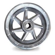 Aro De Alumínio 7 Raios 8  Usinado C/ Rolamento Roda Carrinh