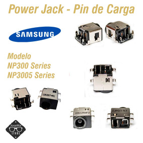 Power Jack Conector Pin De Carga Laptop Samsung Np305 Np300