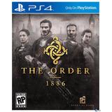 Juego Ps4 The Order 1886 Fisico Nuevo Sellado