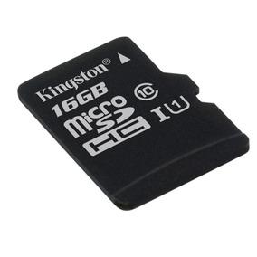 Microsdhc Kingston Sdcs/16gb 16 Gb Clase 10