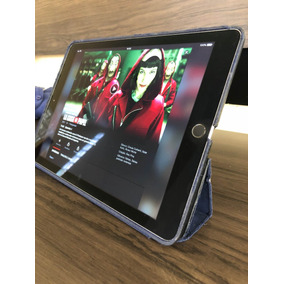 Ipad Air 2 + Capa De Couro Original Apple