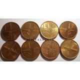 1 Centavo 1950 A 1973 (23 Pz) Completa / Eum Todos Nuevos