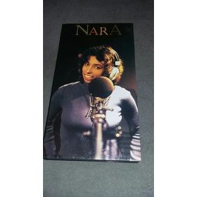 Box Nara Leão Com 4 Cds Com Recorte De Jornais