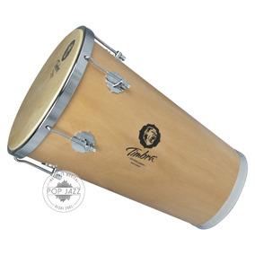Tantam Cônico Timbra Top Percussion 12x50 Madeira 8257