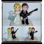 Star Wars Personaliz Casamiento Muñeco Adorno Torta Pop Gay