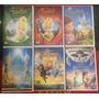 Dvd Coleção Tinker Bell - 6 Filmes (original Lacrado)