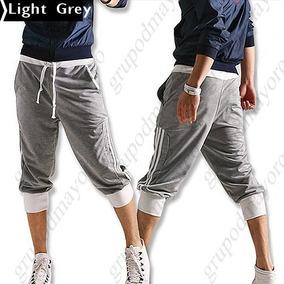 Pants 3/4 Moda Oriental Talla Xs(16-18)s,m,l 28-30-32-34-36
