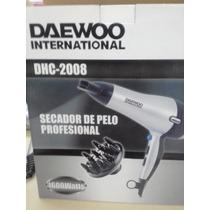 Secador De Pelo Profesional Daewoo