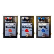 Pedal De Efectos Guitarra Electrica Distor Metal Overdrive