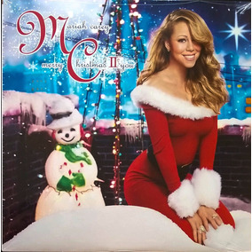 Lp Mariah Carey Merry Christmas Ii You 2017 Vinil Lacrado