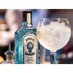 Gin Bombay 1 Litro (la Grande) Licor 100% Original Garantiza