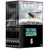 Lost - 1° A 6° Temporada Em Dvd