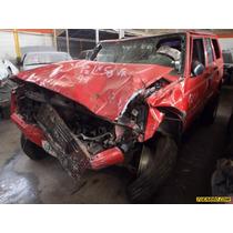 Chocados Jeep .