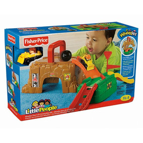 Fisher Price Little People Pista Portatil