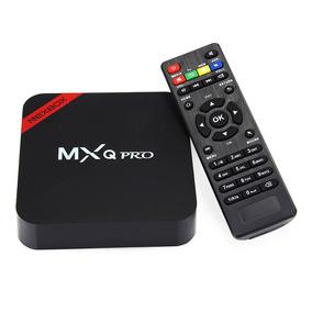 Mxq Pro 4k Teclado Convertí Tu Tv En Smart Tv Android 6 2017