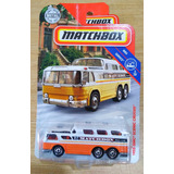 Matchbox 1955 Gmc Scenic Cruiser Autobus Vintage Nuevo 2018