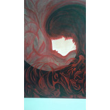 Cuadro Pintura Pensamientos Acrilico Original Nets Art