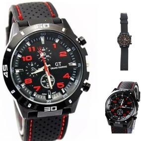 834268fc102 Relógio Esportivo Gran Turismo Gt Frete Grátis Masculino - Relógios ...