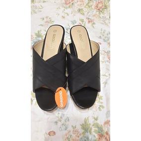 Sandalias Azaleia Color Negro Talle 38