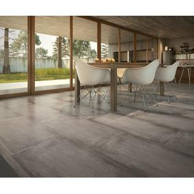 Porcelanato Cemento Gris San Pietro 52x105 - 2da Rectificado