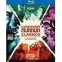 Blu-ray Horror Classics Volume 1 / Incluye 4 Hammer Films