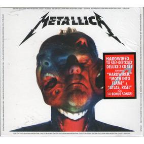 Metallica - Hardwired...to Self-destruct 3 Cds Deluxe