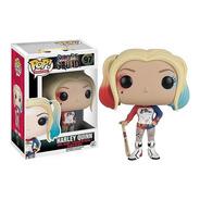 Pop! Funko Harley Quinn #97   Dc Comics
