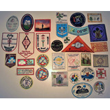 Scout Scoutismo Parches E Insignias Argentina Desde $100