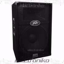Bafle Peavey Pv1015 Woofer Sheffield 400 Watts Con Driver