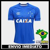 2238aad958 Pre Venda Da Nova Camisa Camisas Times Brasileiros Cruzeiro ...