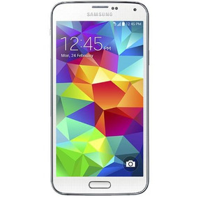 Samsung Galaxy S5 Branco Bom Seminovo C/ Garantia E Nf
