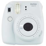 Camara Instantanea Fujifilm Instax Mini 9 Blanco Humo