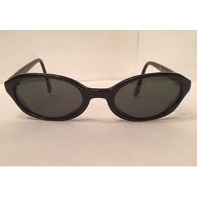 Lentes Sol Calvin Klein Ck4015 Oval Black Auténticos M 51mm 793d20db6242