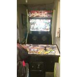 Maquina Arcade De 25 En 1 Pantalla De 32 Pulgadas