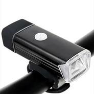 Lanterna Led P/ Bike Recarregável Forte Promoção
