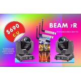 Luces Roboticas Beam 230 7r