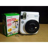 Camara Instantanea Fujifilm Instax Mini 70 + Rollos Nueva