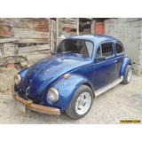 Volkswagen Escarabajo 1600 - Sincronico