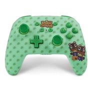 Joystick Inalámbrico Control Nintendo Switch Animal Crossing