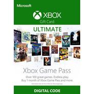 Xbox Game Pass Ultimate 3 Meses Código Digital Brasil